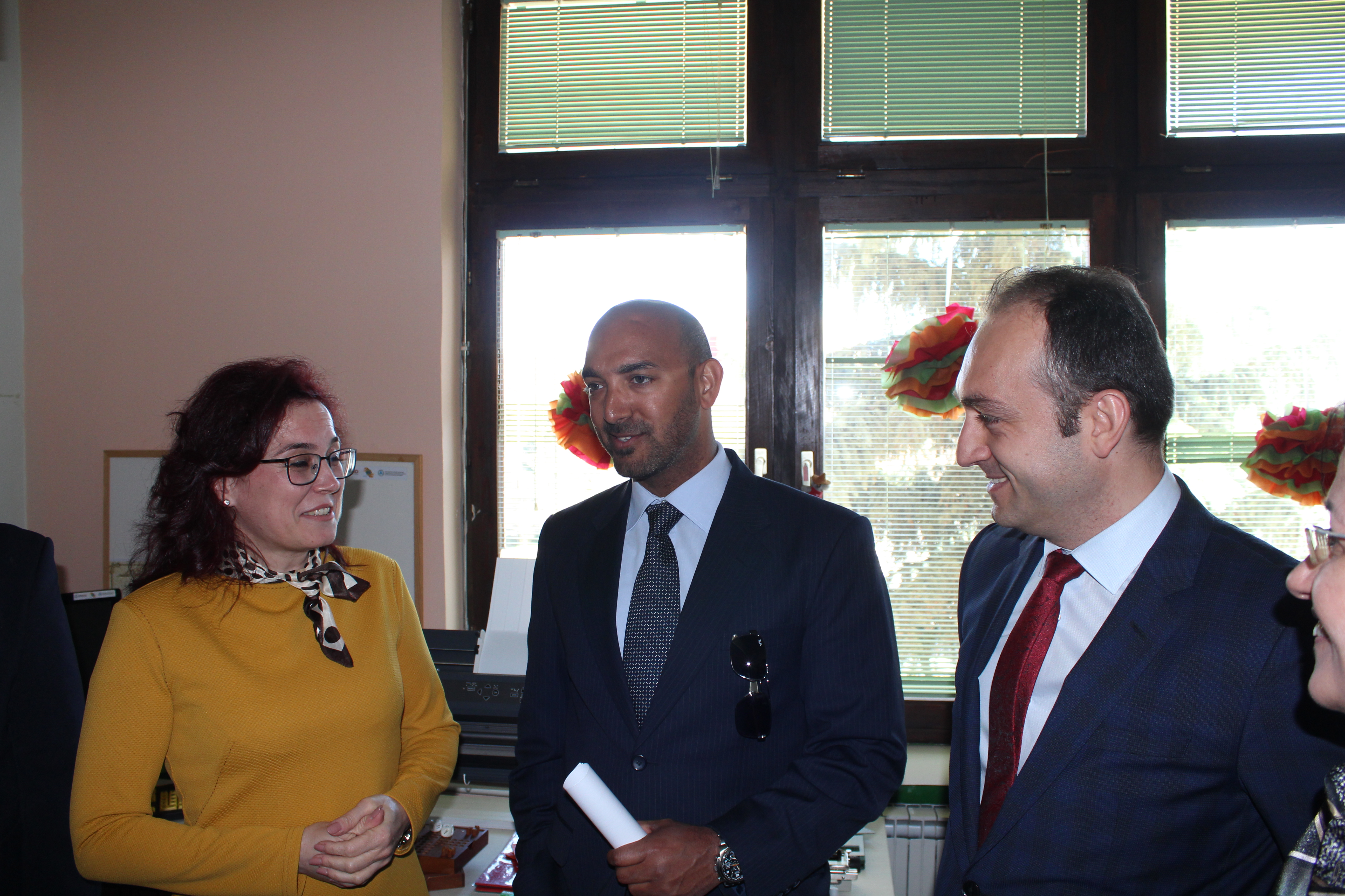 Promotion of relocated Resource Center in Bitola, April 3